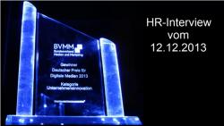 Deutscher Preis für digitale Medien 2013