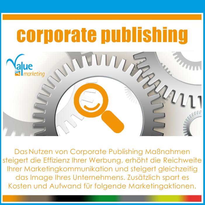 corporate publishing