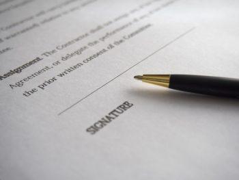 Rechtssicherheit - Verträge