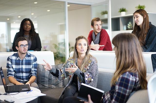 Was versteht man unter dem Arbeitsplatz der Zukunft?