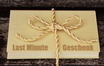 Last-Minute-Geschenk