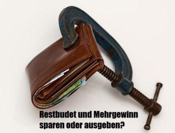 restbudget-mittelverwendung