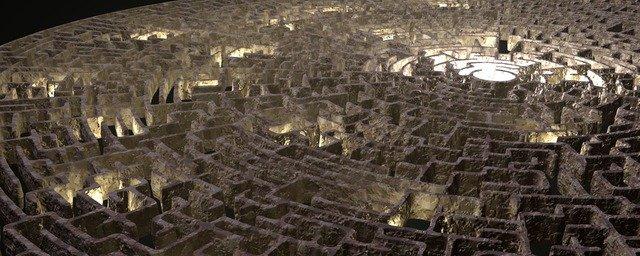 Vertriebswege Labyrinth